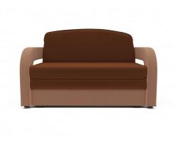 Прямой диван тканевый Барон