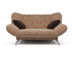 Прямой диван еврокнижка Фолор