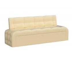 Прямой диван кухонный Люксор