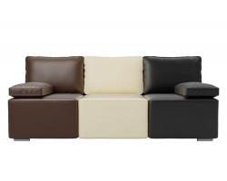Прямой диван Радуга