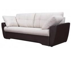 Прямой диван тканевый Амстердам