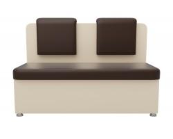 Прямой диван кухонный Маккон