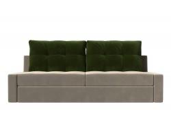 Прямой диван тканевый Мадрид