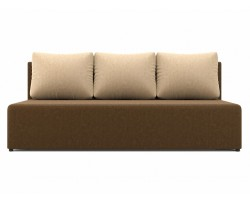 Прямой диван тканевый Токио