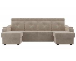 Прямой диван выкатной Джастин