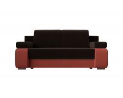 Прямой диван еврокнижка Денвер