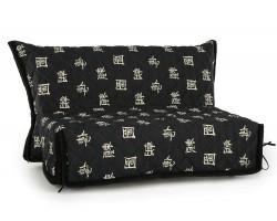 Прямой диван аккордеон Галф